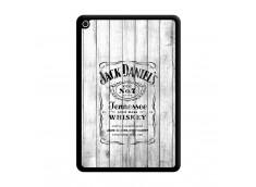 Coque iPad Mini 5/4 White Old Jack Noir