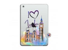 Coque iPad Mini 3/2/1 I Love London