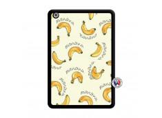 Coque iPad Mini Sorbet Banana Split Noir