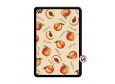 Coque iPad Mini Sorbet Pêche Noir