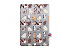 Coque iPad PRO 10.5/air 2019 Cat Pattern