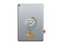 Coque iPad PRO 10.5/air 2019 Globe Trotter