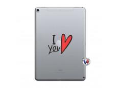 Coque iPad PRO 10.5/air 2019 I Love You