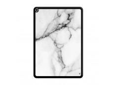 Coque iPad PRO 10.5/air 2019 White Marble Noir