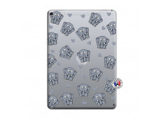 Coque iPad PRO 10.5/air 2019 Petits Elephants