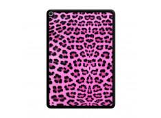 Coque iPad PRO 10.5/air 2019 Pink Leopard Noir