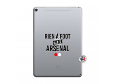 Coque iPad PRO 10.5/air 2019 Rien A Foot Allez Arsenal