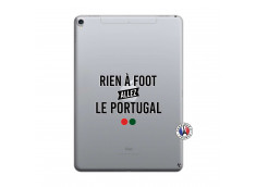 Coque iPad PRO 10.5/air 2019 Rien A Foot Allez Le Portugal