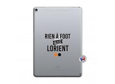 Coque iPad PRO 10.5/air 2019 Rien A Foot Allez Lorient