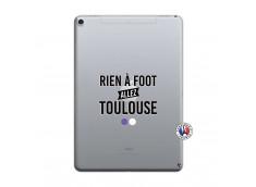 Coque iPad PRO 10.5/air 2019 Rien A Foot Allez Toulouse