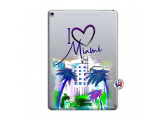 Coque iPad PRO 10.5 I Love Miami