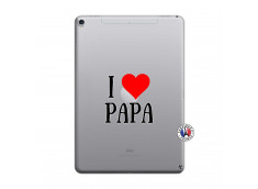 Coque iPad PRO 10.5 I Love Papa