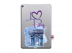 Coque iPad PRO 9.7 I Love Paris Arc Triomphe