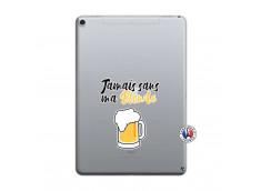 Coque iPad PRO 10.5 Jamais Sans Ma Blonde