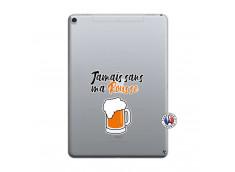 Coque iPad PRO 10.5 Jamais Sans Ma Rousse