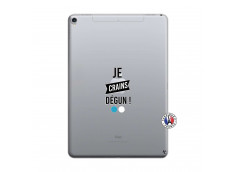 Coque iPad PRO 10.5 Je Crains Degun
