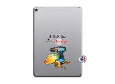 Coque iPad PRO 10.5 Je Peux Pas J Ai Bricolage