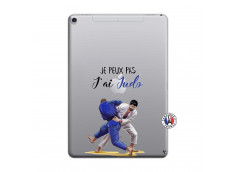 Coque iPad PRO 10.5 Je peux pas j'ai Judo