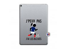 Coque iPad PRO 10.5 Je Peux Pas J Ai Les Bleues Maillot