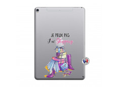 Coque iPad PRO 10.5 Je Peux Pas J Ai Shopping