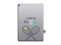 Coque iPad PRO 10.5 Je Peux Pas J Ai Tennis