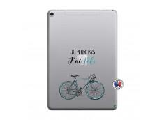 Coque iPad PRO 10.5 Je Peux Pas J Ai Velo