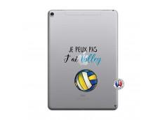 Coque iPad PRO 10.5 Je Peux Pas J Ai Volley