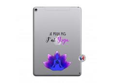Coque iPad PRO 10.5 Je Peux Pas J Ai Yoga