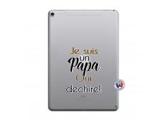 Coque iPad PRO 10.5 Je Suis Un Papa Qui Dechire