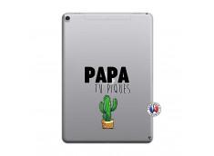 Coque iPad PRO 9.7 Papa Tu Piques