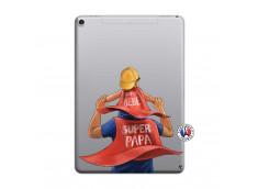 Coque iPad PRO 10.5 Super Papa et Super Bébé
