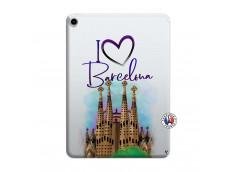 Coque iPad PRO 2018 11 Pouces I Love Barcelona
