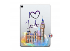 Coque iPad PRO 2018 11 pouces I Love London