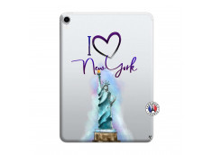Coque iPad PRO 2018 11 Pouces I Love New York