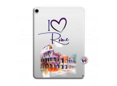 Coque iPad PRO 2018 11 Pouces I Love Rome