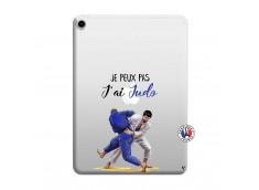 Coque iPad PRO 2018 11 pouces Je peux pas j'ai Judo
