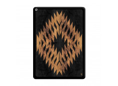 Coque iPad PRO 12.9 Aztec One Motiv Noir