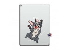 Coque iPad PRO 12.9 Dog Impact
