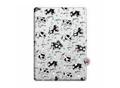 Coque iPad PRO 12.9 Cow Pattern