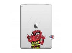 Coque iPad PRO 12.9 Dead Gilet Jaune Impact