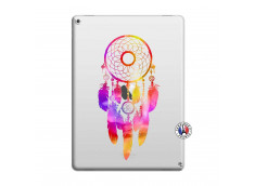 Coque iPad PRO 12.9 Dreamcatcher Rainbow Feathers