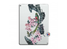 Coque iPad PRO 12.9 Flower Birds