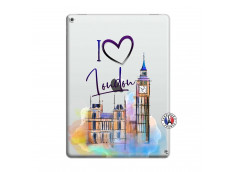 Coque iPad PRO 12.9 I Love London