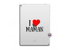 Coque iPad PRO 12.9 I Love Maman