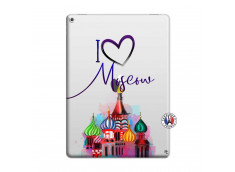 Coque iPad PRO 12.9 I Love Moscow