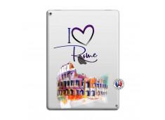 Coque iPad PRO 12.9 I Love Rome