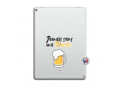 Coque iPad PRO 12.9 Jamais Sans Ma Blonde