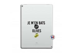 Coque iPad PRO 12.9 Je M En Bas Les Olives
