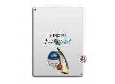 Coque iPad PRO 12.9 Je peux pas j'ai cricket