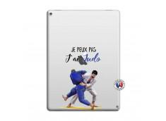 Coque iPad PRO 12.9 Je peux pas j'ai Judo